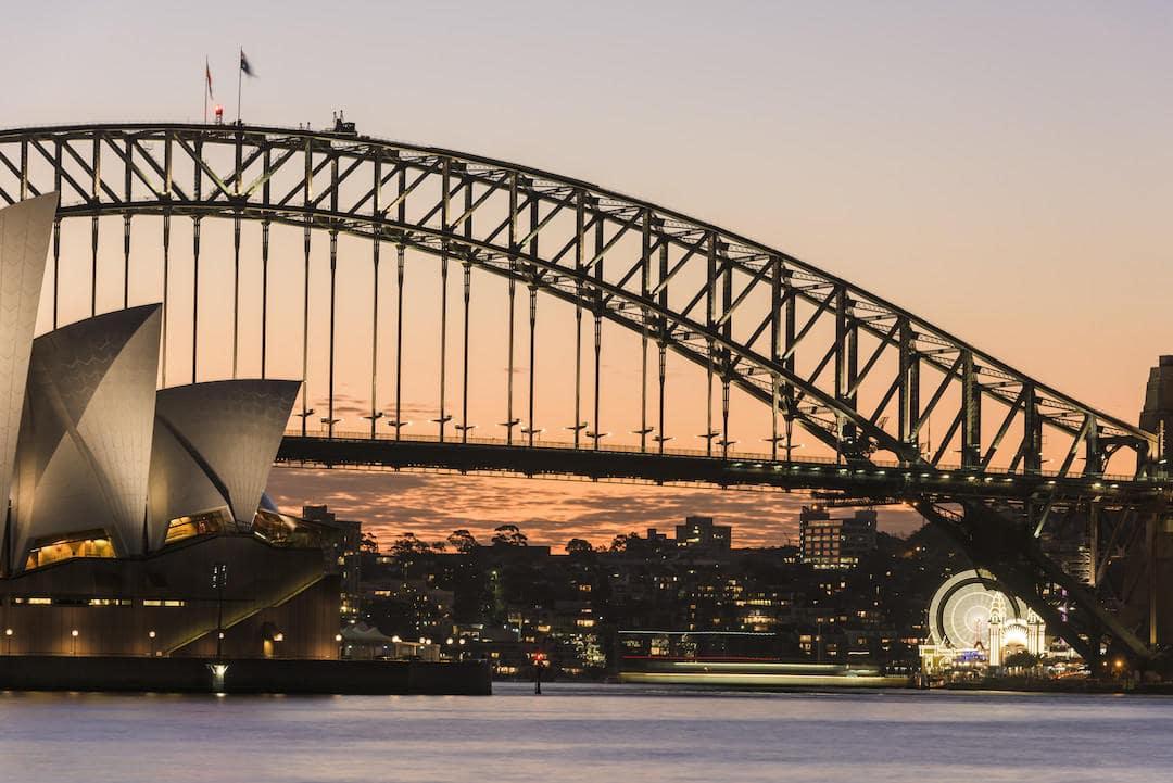 Weekend w Sydney
