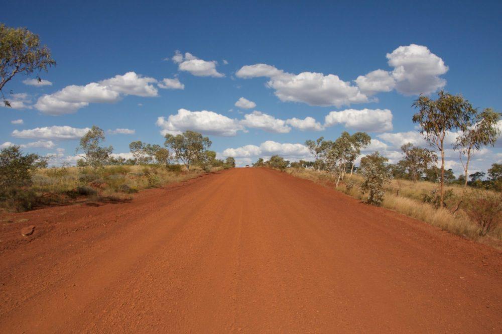 Australijskie pustkowie